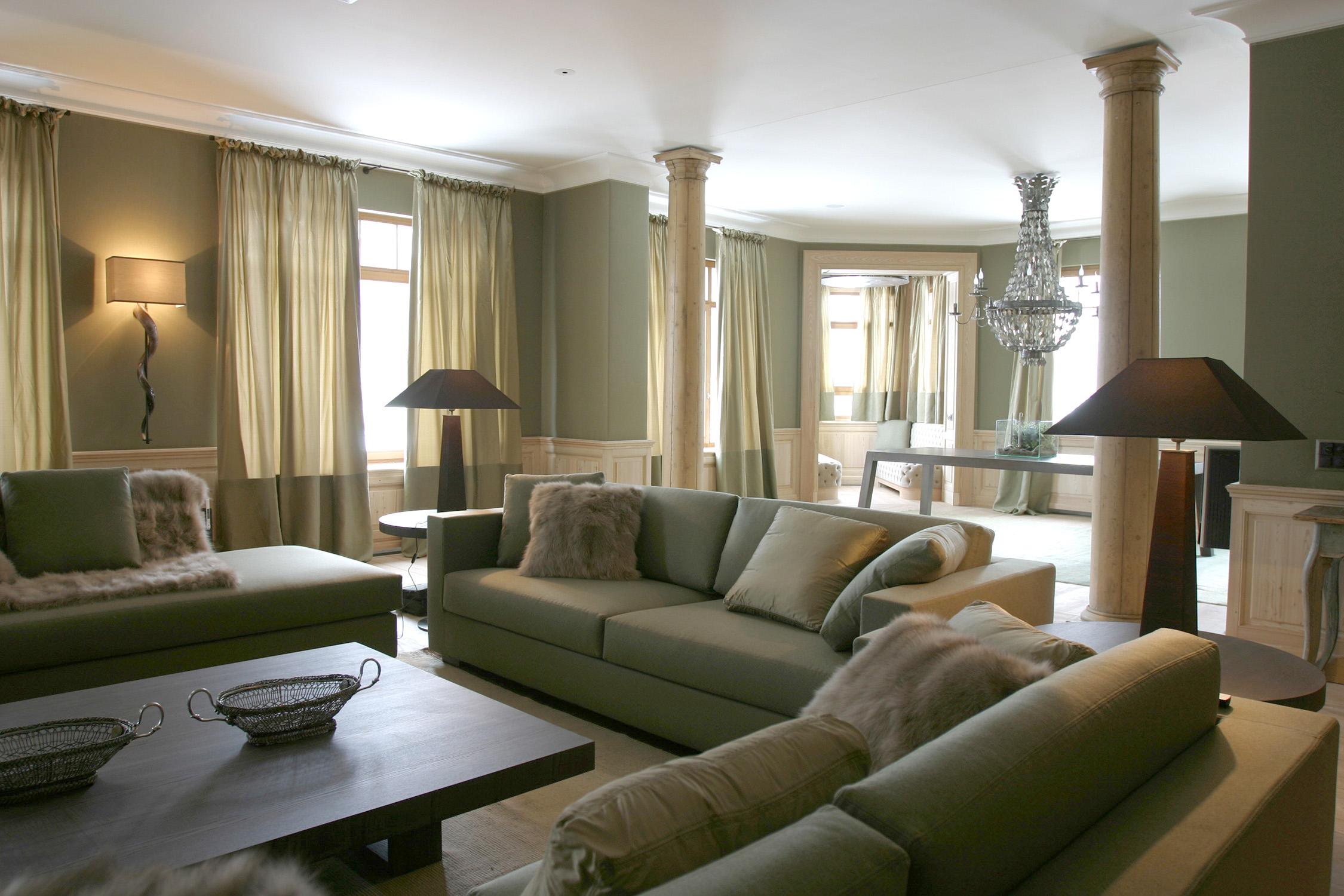 Appartamento a S. Moritz